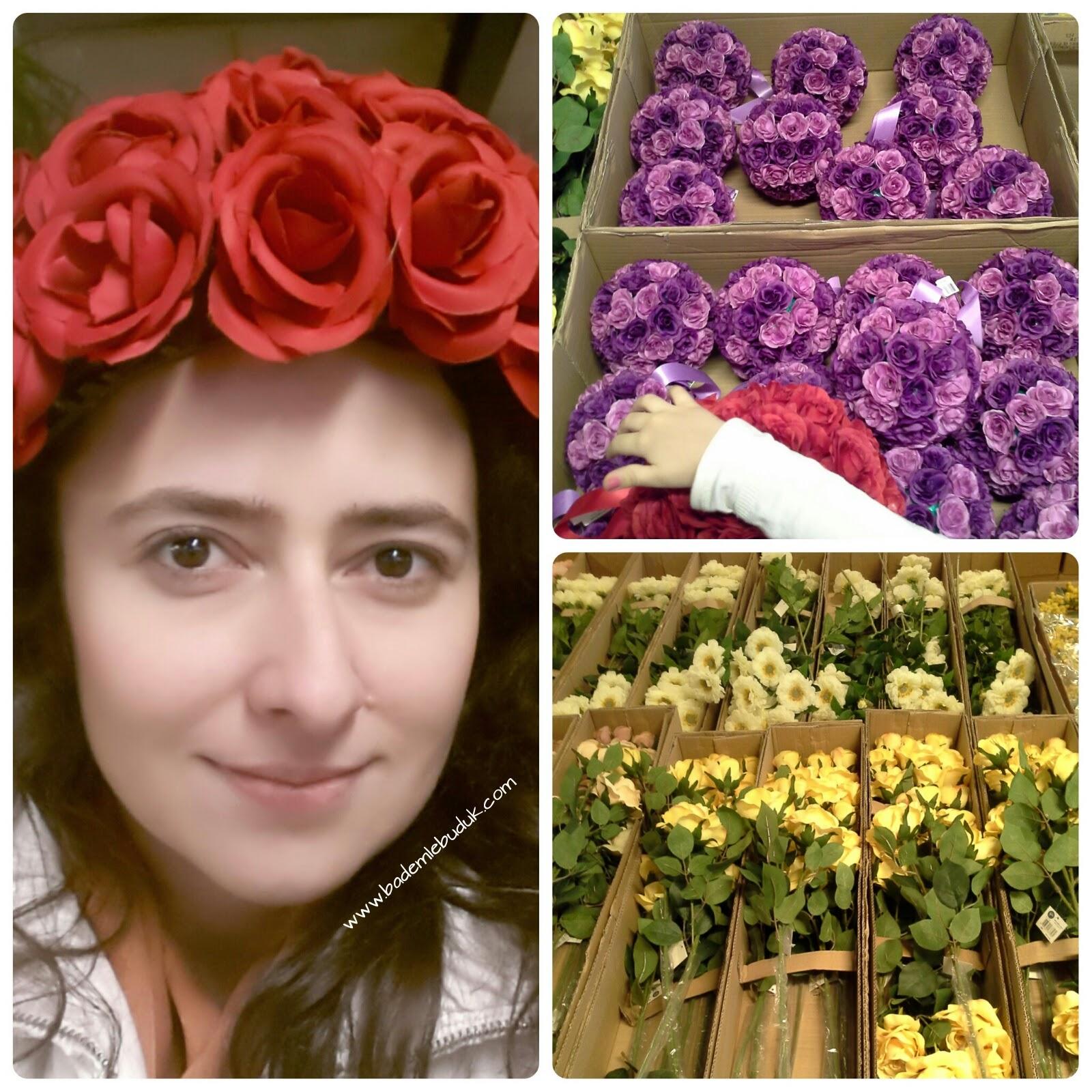 İdeal çiçek yatağı. Bütün yaz çiçekler kaçar