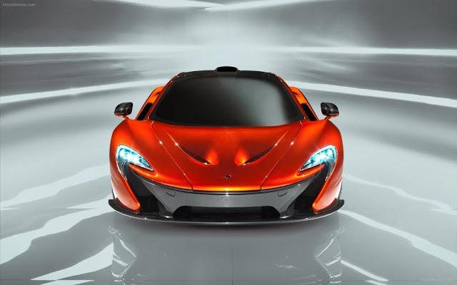 2014 McLaren P1 HD Pictures