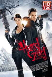 Ver Hansel y Gretel: Cazadores de brujas (2013) online
