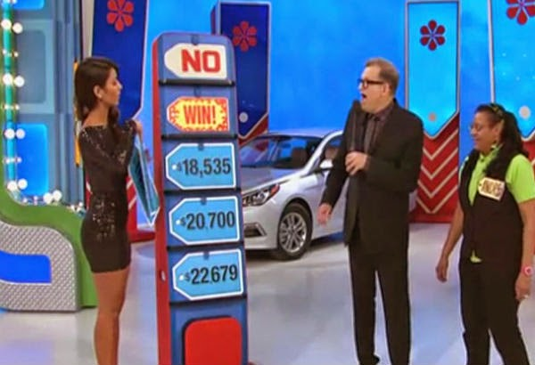 Manuela Arbelaez, Price is Right, Price is Right model