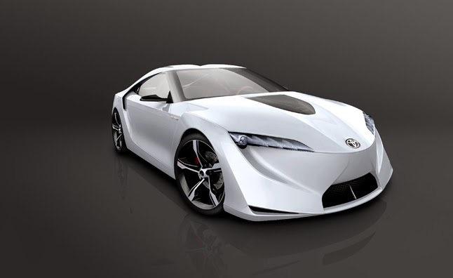 2015 Toyota Supra Concept as well as design