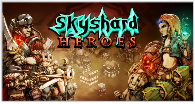 Armor Game : Skyshard Heroes