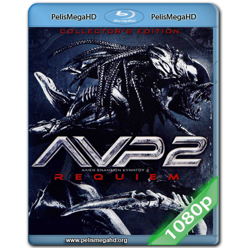 ALIEN VS. PREDATOR 2 [UNRATED] (2007) FULL 1080P HD MKV ESPAÑOL LATINO