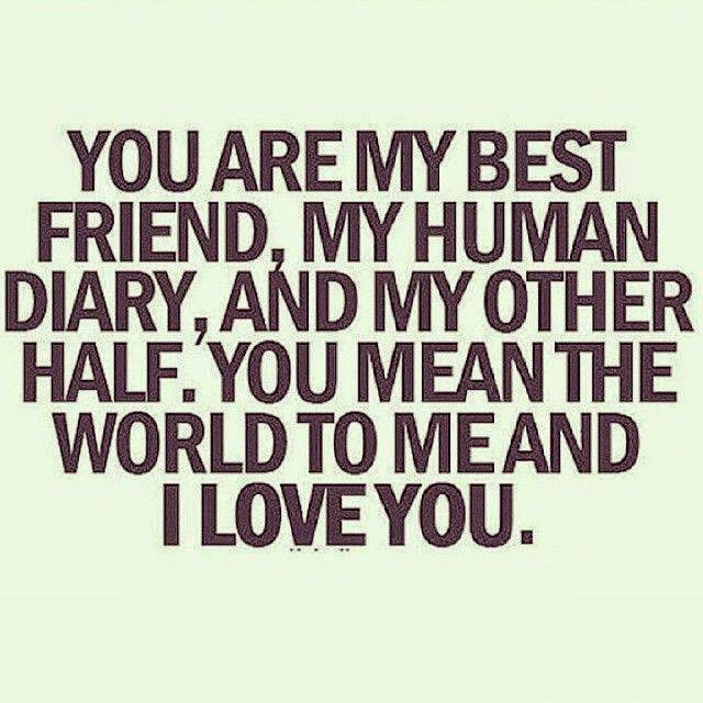 Funny I Love You Quotes For Best Friends : Love Quotes Friendship Quotes for Best Friends, Happy Friendship ...