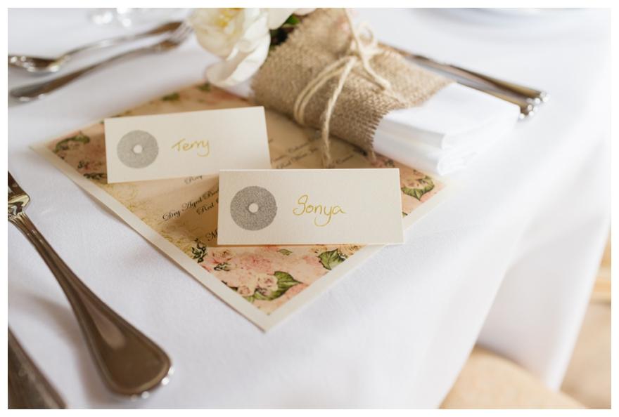 Luggage Tag Wedding Favors 87 Fancy A Garden Wedding with