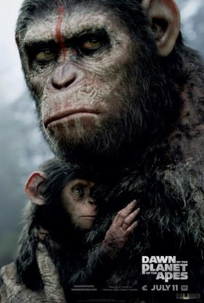 El amanecer del planeta de los simios 2014 Online
