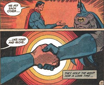 gay batman and superman