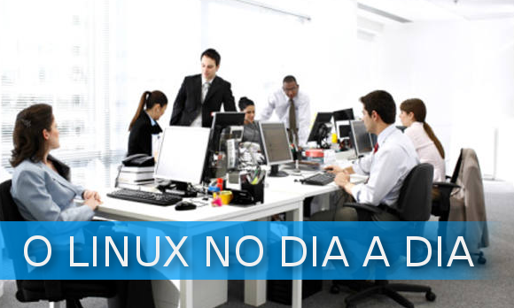 o uso do Linux no dia a dia