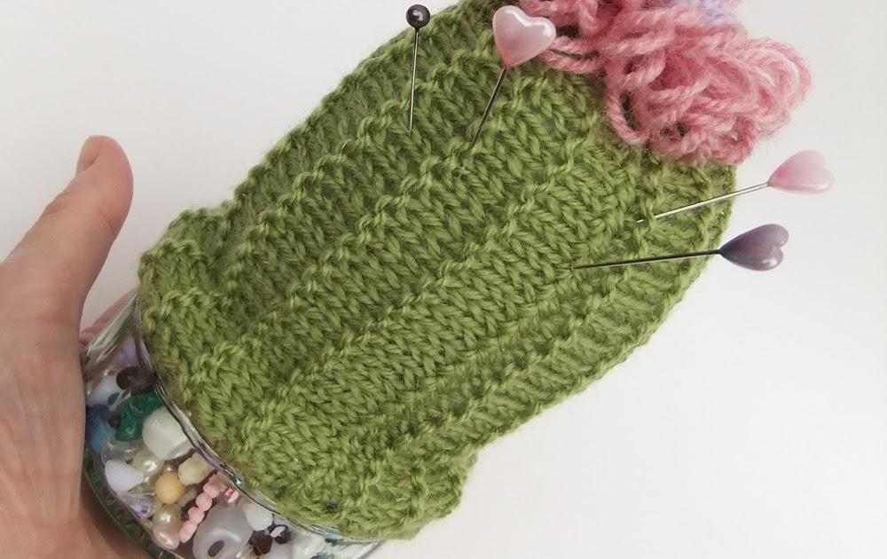 So Much Yarn So Little Time Cactus Pincushion Knitting Pattern