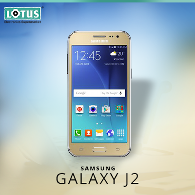 Samsung Mobile J 200G Galaxy J2 4G Gold
