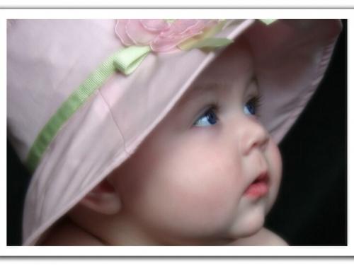Conteng2kreatif gambar bayi comel yang popular di internet - Sweet baby girl wallpaper pictures ...