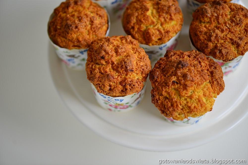 pomarańczowe muffinki od Nigelli L