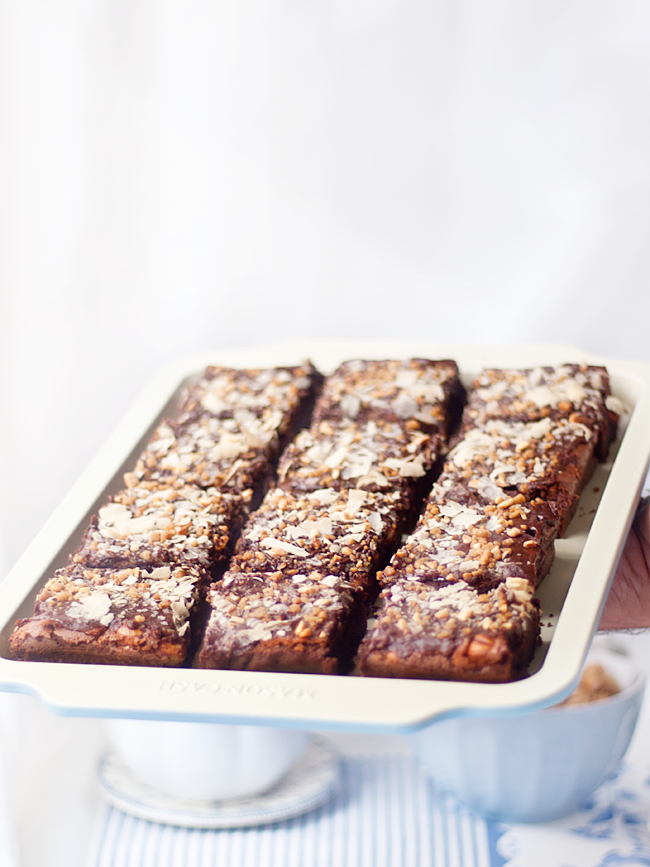 Más brownie, más... ¡Os va a encantar!