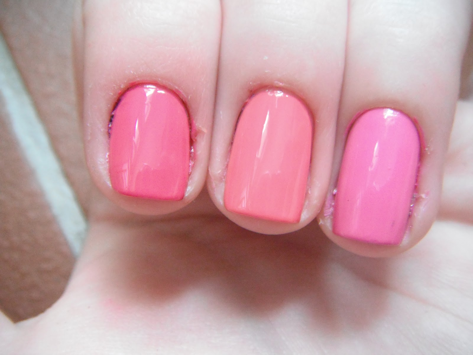 Opi Strawberry ... Opi Elephantastic Pink