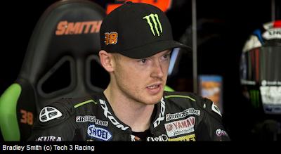 Interested Bradley Smith Join KTM MotoGP 2017