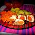 Roladki z marchewką i mięsem mielonym