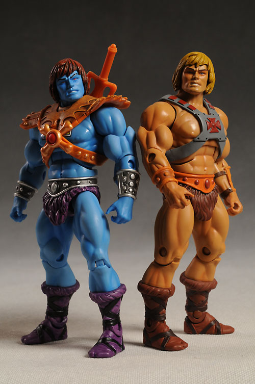 Masters Of The Universe Toys : Benzaemon masters of the universe characters that made