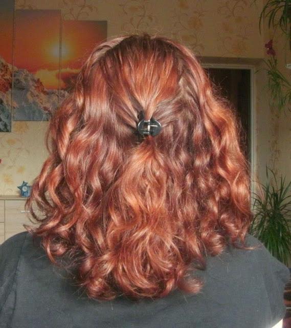 Rytuał nawilżający do włosów - fale powracają :)