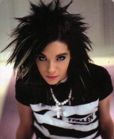 Bill Kaulitz Hairstyles Best Hairstyles