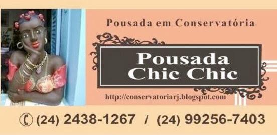 #Pousadas em #Conservatória - centro - bons preços