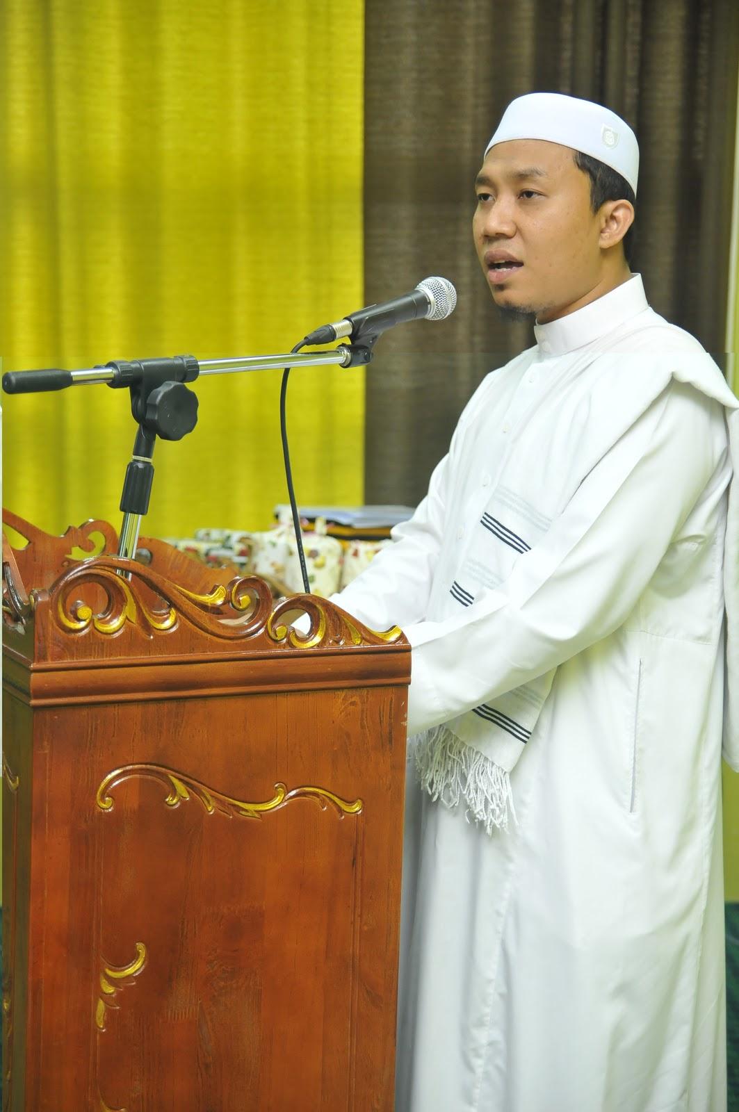 Contoh Bacaan Doa Pembukaan Majlis
