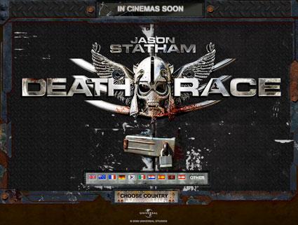 death race game