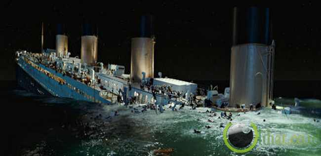 Titanic - $ 150 Juta