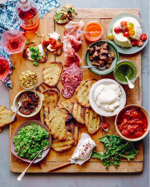 Pics For > Charcuterie Plate Ideas