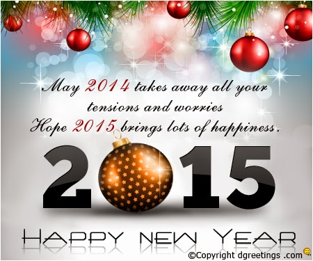 Inspirational Quotes for New Year - Happy New Year 2015
