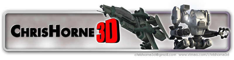 Chris Horne 3D