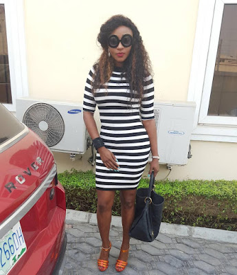 Actress Ini Edo Shows Off Massive Weight Loss In New Photo