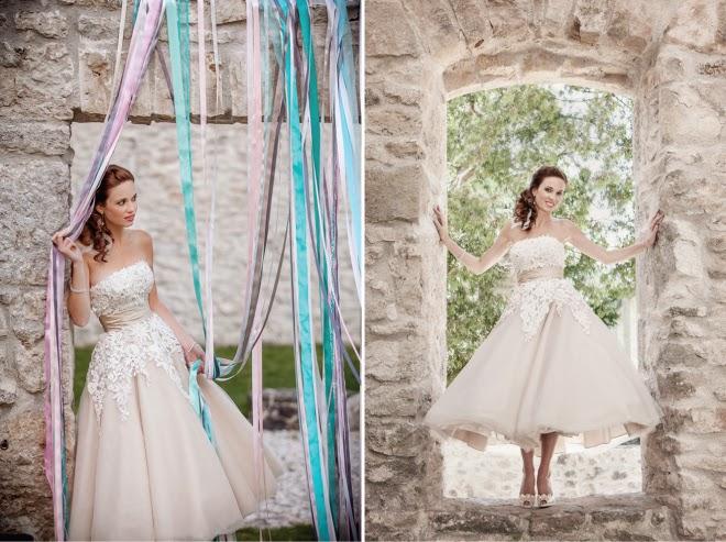 Something Blue Wedding Dress 7 Luxury VENDORS