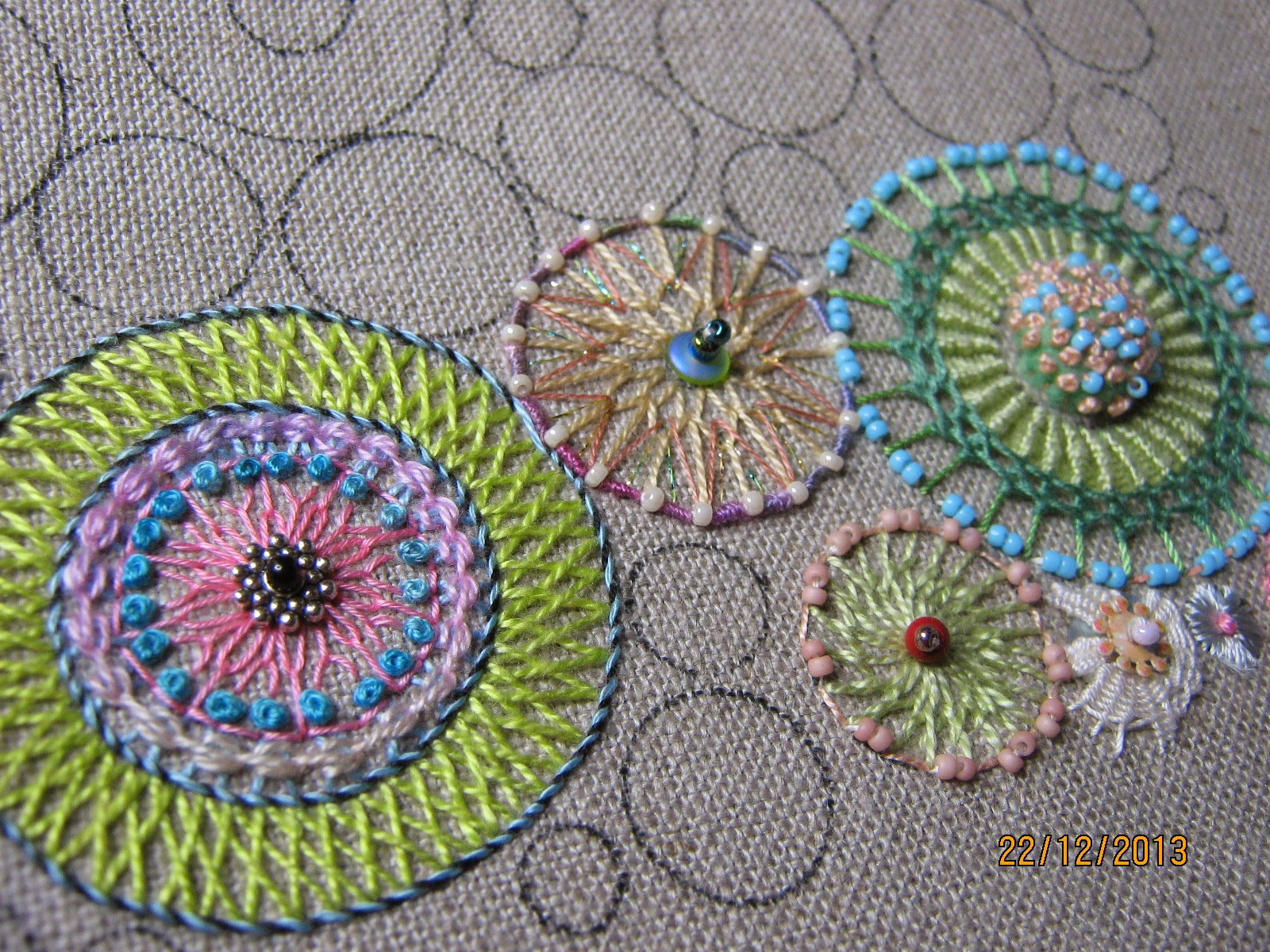 Images about mandala patterns and embroidery on