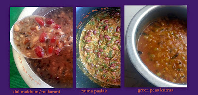 Freezer friendly indian recipes