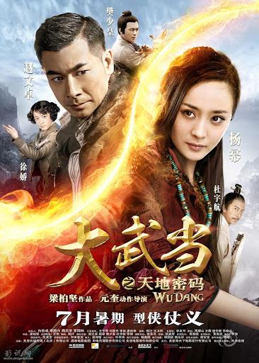 Đại Võ Đang - Wu Dang poster