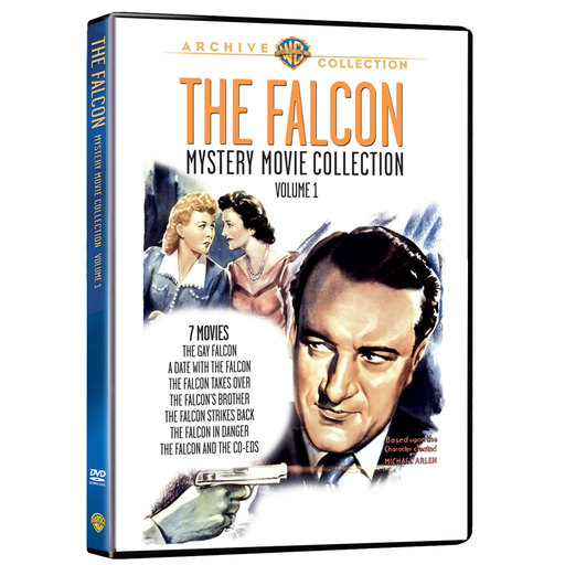 Laura S Miscellaneous Musings Tonight S Movie The Falcon
