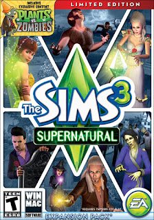Download The Sims 3 Supernatural Limited Edition