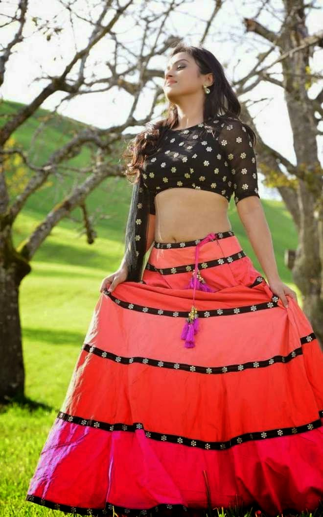 Mishti Chakraborty latest Hot Navel and Thigh Wallpapers