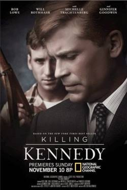 Capa Matando Kennedy Torrent Dublado