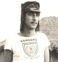 RANGER Cândido Teixeira do 3º Curso de 1972
