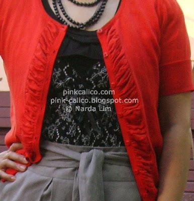 Pink Calico: MNG Mish-Mash