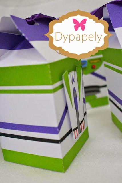 buzz toy story caixinha lembrancinha personalizados