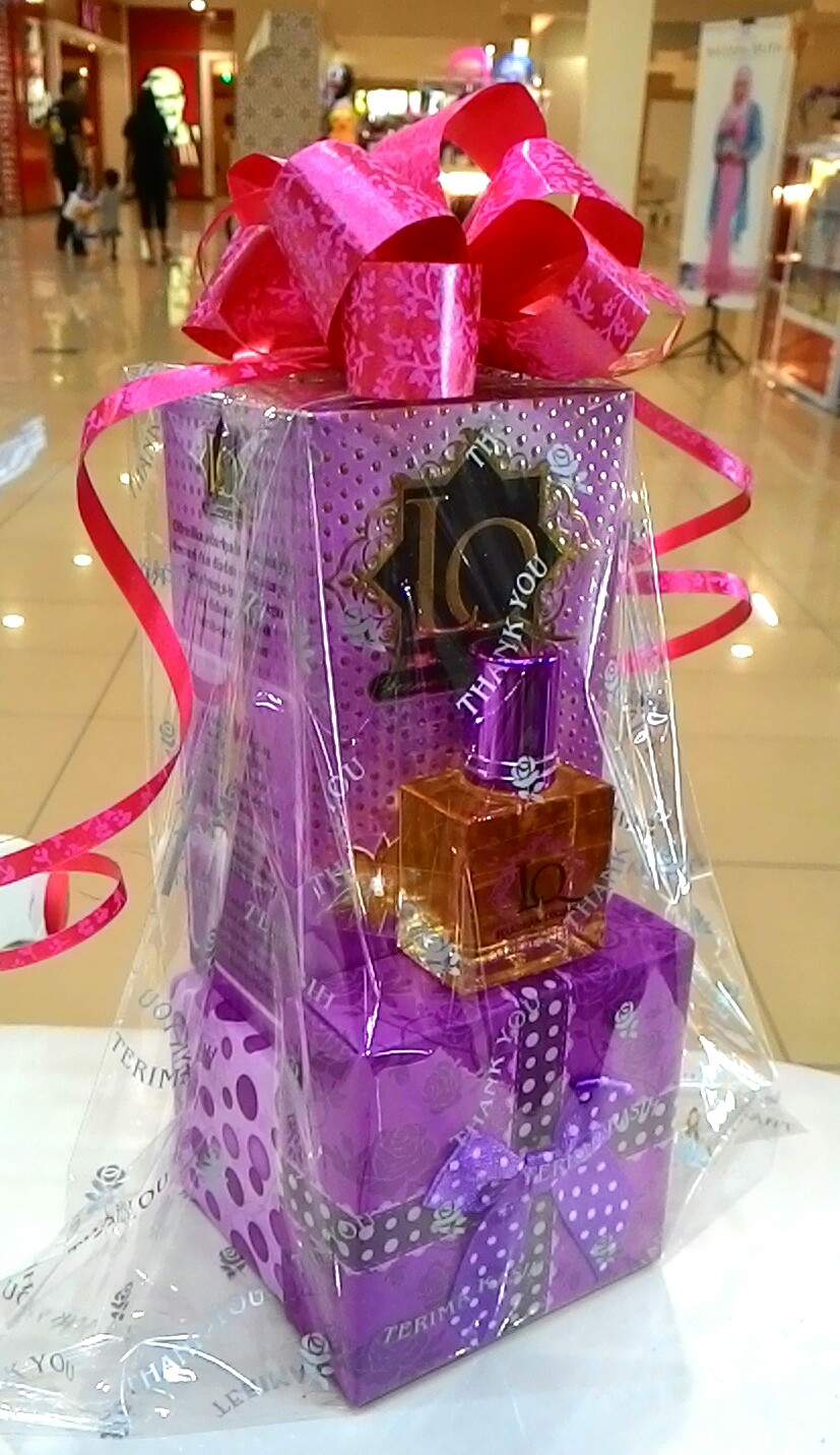 DOOR GIFT MINI HAMPER GOODIES BAG & LAMAN SUTERA: * DOOR GIFT MINI HAMPER GOODIES BAG