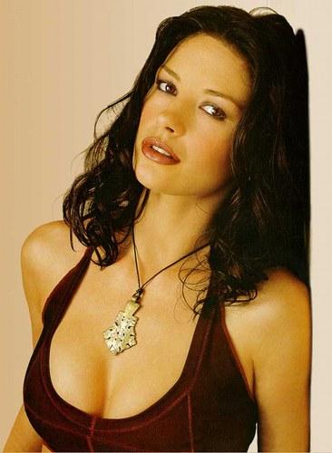 Catherine Zeta-Jones Hot Images, Sexy Wallpapers