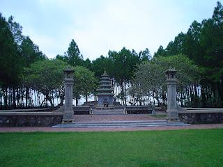 Pagoda del Perfume en Hue