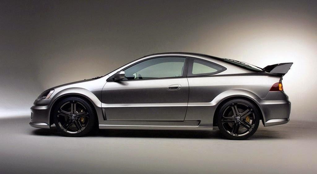 2015 Acura Rsx Concept