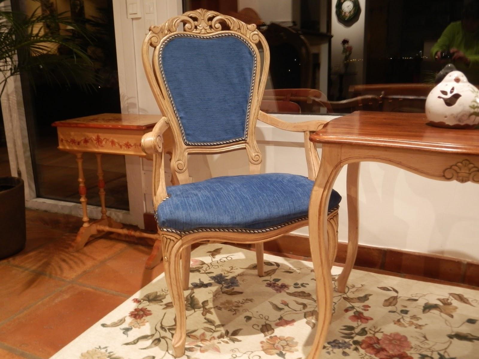 Decoraciones el trastolillo sillas isabelinas - Sillas antiguas restauradas ...