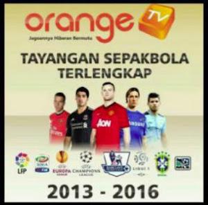 Parabola Orange Tv