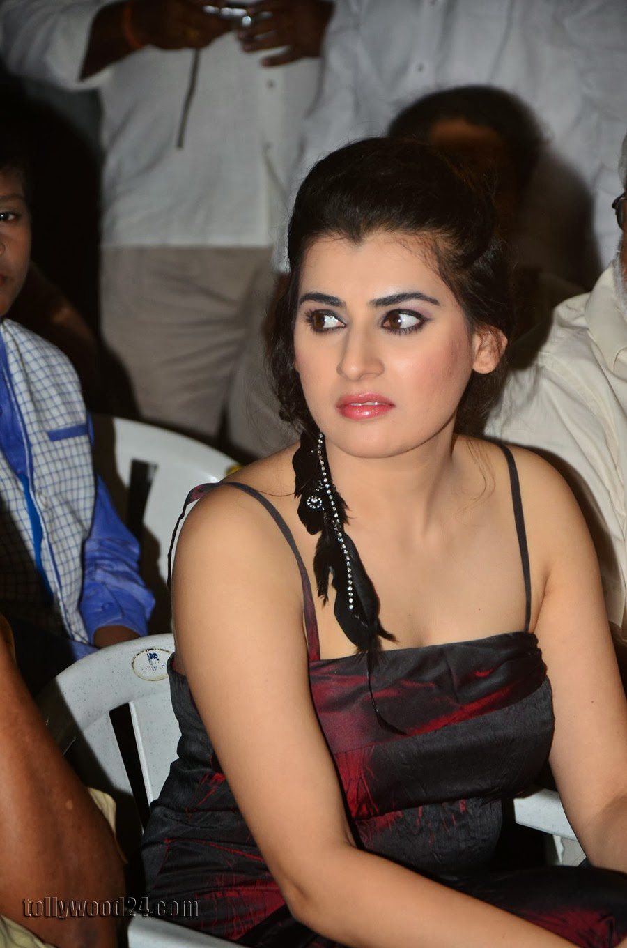 Archana Latest photos at Kamalatho Naa Prayanam audio-HQ-Photo-1