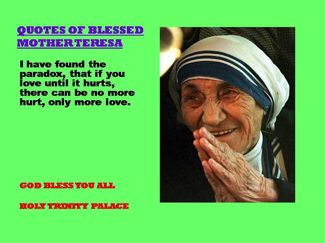 Blessed Mother Quotes QuotesGram